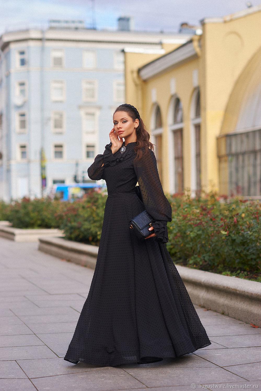 Платье в стиле August van der Walz, Платья, Санкт-Петербург,  Фото №1