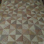 Для дома и интерьера ручной работы. Ярмарка Мастеров - ручная работа лоскутные одеяла на заказ. Handmade.