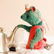 Куклы и игрушки ручной работы. Ярмарка Мастеров - ручная работа Strawberry Сake. Handmade.