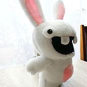 Куклы и игрушки ручной работы. Ярмарка Мастеров - ручная работа Заяц Рэйман Rayman. Handmade.