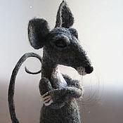 Куклы и игрушки ручной работы. Ярмарка Мастеров - ручная работа Крыс. Handmade.