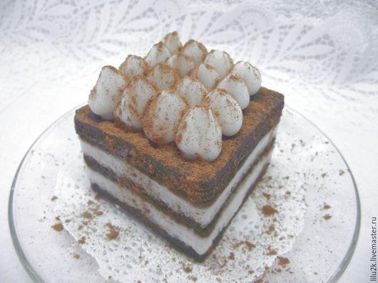 Мыло пирожное тирамису