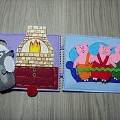 Куклы и игрушки handmade. Livemaster - original item Penlight theater. Handmade.