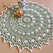 Для дома и интерьера ручной работы. Ярмарка Мастеров - ручная работа Салфетка 18 Весна. Handmade.