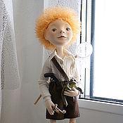 Куклы и игрушки ручной работы. Ярмарка Мастеров - ручная работа Рыжик  (Продана). Handmade.