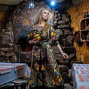 """Одежда ручной работы. Ярмарка Мастеров - ручная работа Платье """"Изобилие"""". Handmade."""