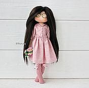Куклы и пупсы ручной работы. Ярмарка Мастеров - ручная работа Элен. Интерьерная кукла. Handmade.