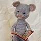 Игрушки животные, ручной работы. Заказать Большие сказки маленького мышонка. Мастерская Герды (Анна Степанова). Ярмарка Мастеров. Мыши