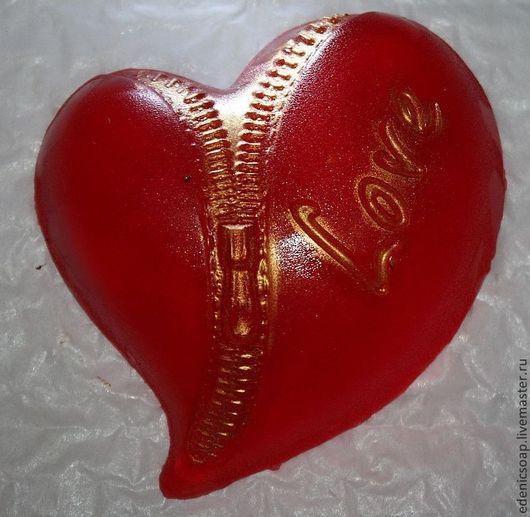 Подарочное мыло. День всех влюбленных. Подарок на 14 февраля.