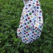 Работы для детей, ручной работы. Ярмарка Мастеров - ручная работа Омияге - японская сумочка-узелок. Детская сумка.. Handmade.