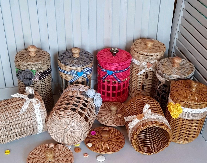 Coffee and tea jars, Dinnerware Sets, Izhevsk,  Фото №1