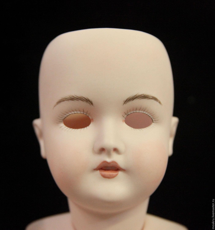 Реплика шарнирная антикварной куклы Королева Луиза 50 см, Заготовки для кукол и игрушек, Москва,  Фото №1