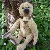 Куклы и игрушки ручной работы. Ярмарка Мастеров - ручная работа Медведь ФИДЕЛЬ. Handmade.