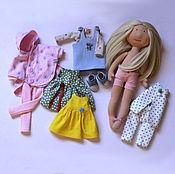 Куклы и игрушки ручной работы. Ярмарка Мастеров - ручная работа Юлечка. Handmade.
