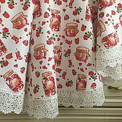 Для дома и интерьера handmade. Livemaster - original item 100% cotton tablecloth