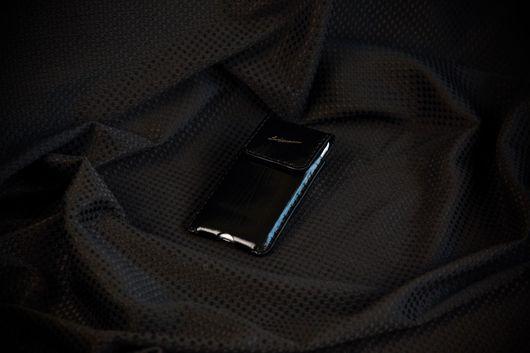 Для телефонов ручной работы. Ярмарка Мастеров - ручная работа. Купить Чехол для  iPhone 7 plus/ 6 plus/ 6 s plus The Black Edition № 81. Handmade.