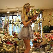 """Одежда ручной работы. Ярмарка Мастеров - ручная работа Платье кружевное """"Lulu"""". Handmade."""