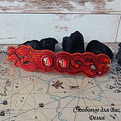 Украшения handmade. Livemaster - original item Bracelet Erie, The Fiery Guardian. Handmade.