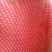 Одежда ручной работы. Ярмарка Мастеров - ручная работа Весёлые горошки Юбка-гофре. Handmade.