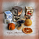 Развивающие игрушки ручной работы. Ярмарка Мастеров - ручная работа. Купить Кубики от бабушки. Handmade. Деревенский стиль, винтаж, прованс
