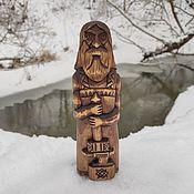 Русский стиль handmade. Livemaster - original item Svarog. Idols of pagan gods. Handmade.