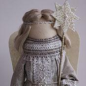 """Куклы и игрушки ручной работы. Ярмарка Мастеров - ручная работа """"Рождественский ангел"""" кукла-образ.... Handmade."""
