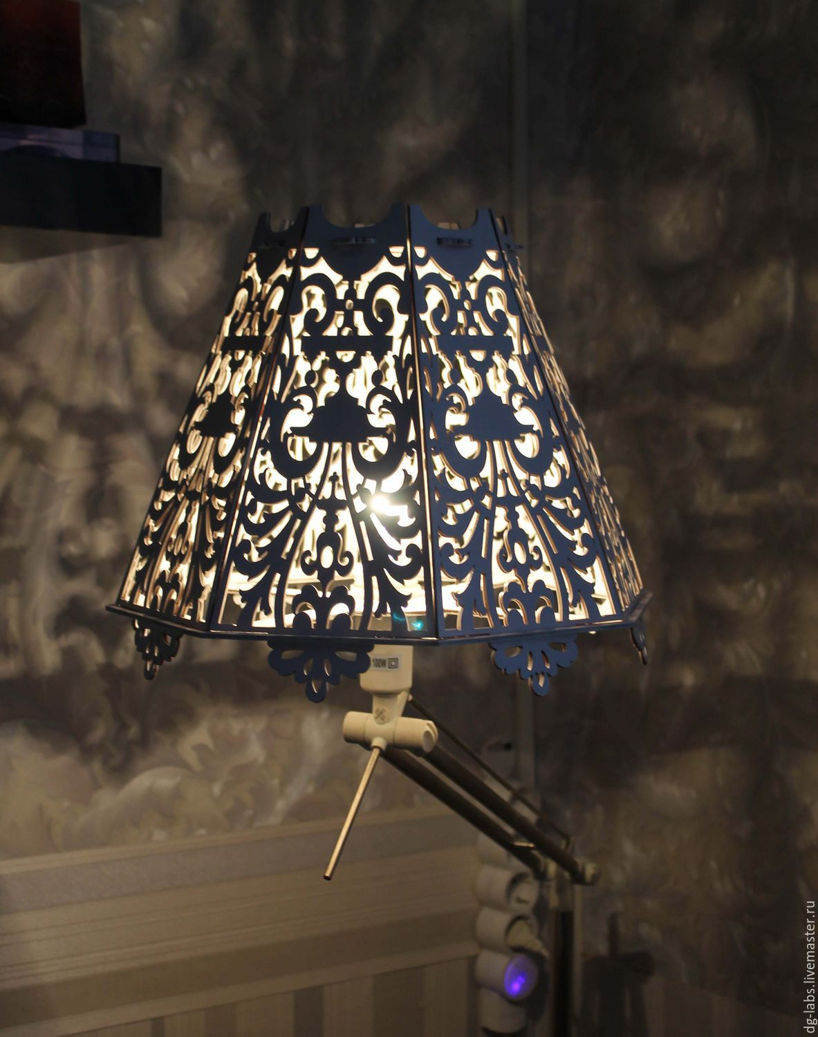 Lampshade for table lamps, floor lamp, Floor lamps, Moscow,  Фото №1