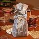 """Подарочная упаковка ручной работы. """"Новогодний мешочек"""" - упаковка подарка нестандартной формы. Праздники ручной работы (Dreamholiday). Интернет-магазин Ярмарка Мастеров."""