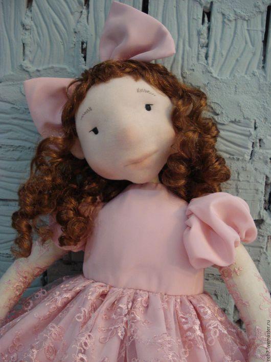 Коллекционные куклы ручной работы. Ярмарка Мастеров - ручная работа. Купить Кукла. Handmade. Кукла ручной работы, гипюр