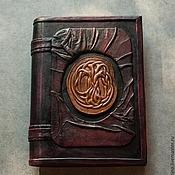 Подарки к праздникам ручной работы. Ярмарка Мастеров - ручная работа Книга настаящего валшепника. Handmade.
