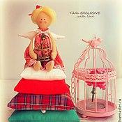 Куклы и игрушки ручной работы. Ярмарка Мастеров - ручная работа Принцесса на горошине Валерия. Handmade.