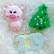 Подарки ручной работы. Ярмарка Мастеров - ручная работа Подарочный Новогодний подарок «Символ года». Handmade.