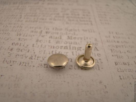 Другие виды рукоделия ручной работы. Ярмарка Мастеров - ручная работа. Купить Хольнитен 2ст 9мм на 9мм золото. Handmade.