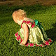 Baby dress age 1-2 years, Childrens Dress, Podolsk,  Фото №1