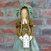 Куклы и игрушки ручной работы. Ярмарка Мастеров - ручная работа Старый город. Handmade.