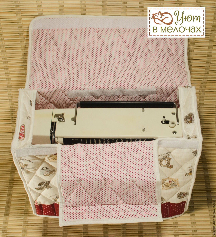 Чехлы на швейную машинку фото