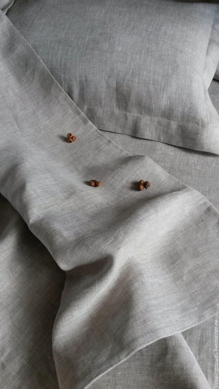 Льняное постельное белье, Текстиль ковры, Краснодар, Фото №1