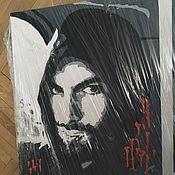 Картины и панно handmade. Livemaster - original item Painting Stranger. Handmade.