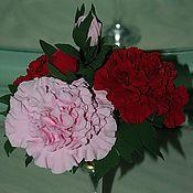 """Цветы и флористика ручной работы. Ярмарка Мастеров - ручная работа """"Фея цветов"""" - Интерьерная (настольная) композиция. Handmade."""