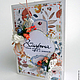 Order Postcard. Florishdesign by Olga Akalovich (florishdesign). Livemaster. . Cards Фото №3