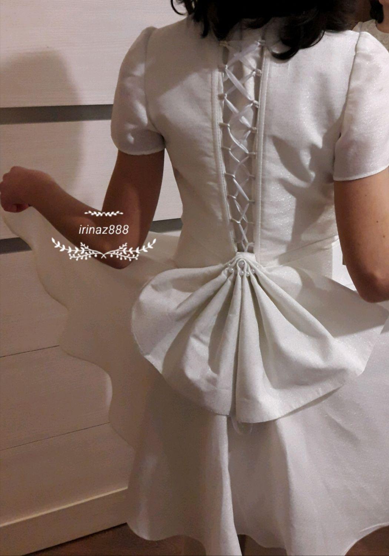 Новогоднее нарядное платье