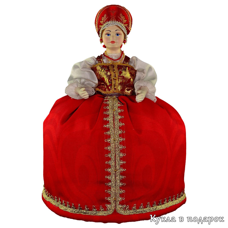 Подарок женщине на кухню кукла грелка на чайник, Кухонные наборы, Москва,  Фото №1