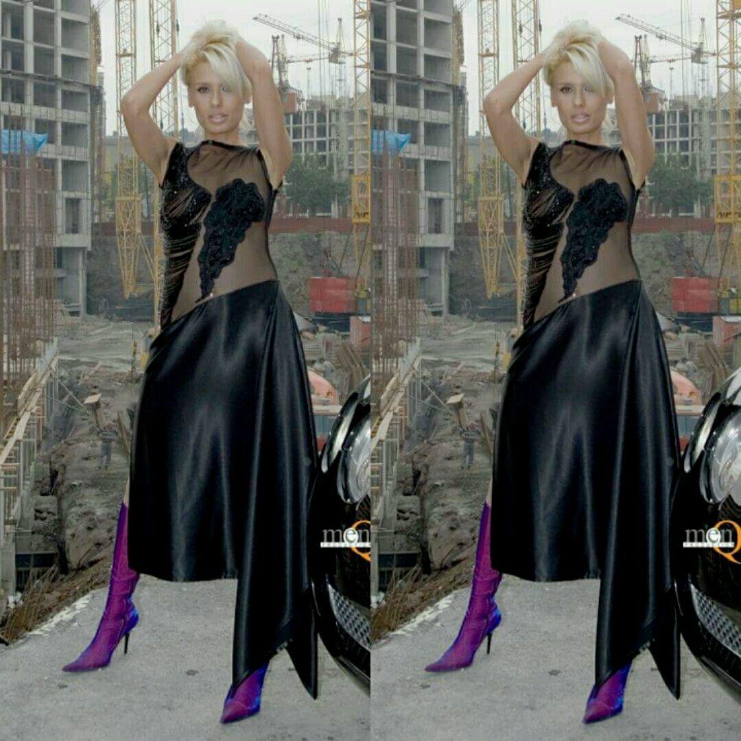 6294fabdd79 Черное платье – купить в интернет-магазине на Ярмарке Мастеров с ...