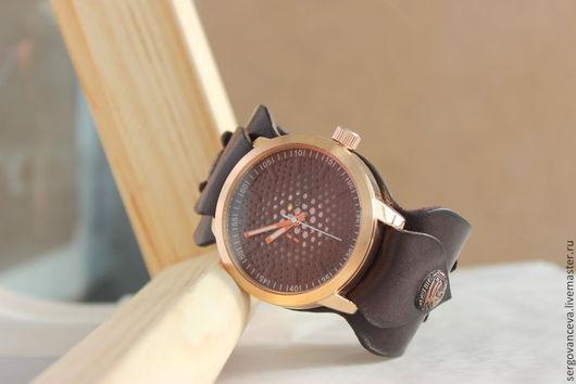 """Часы ручной работы. Ярмарка Мастеров - ручная работа. Купить Часы  """"Те самые"""". Handmade. Часы наручные, часы на заказ"""