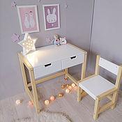 handmade. Livemaster - original item Growing table for Children. Handmade.