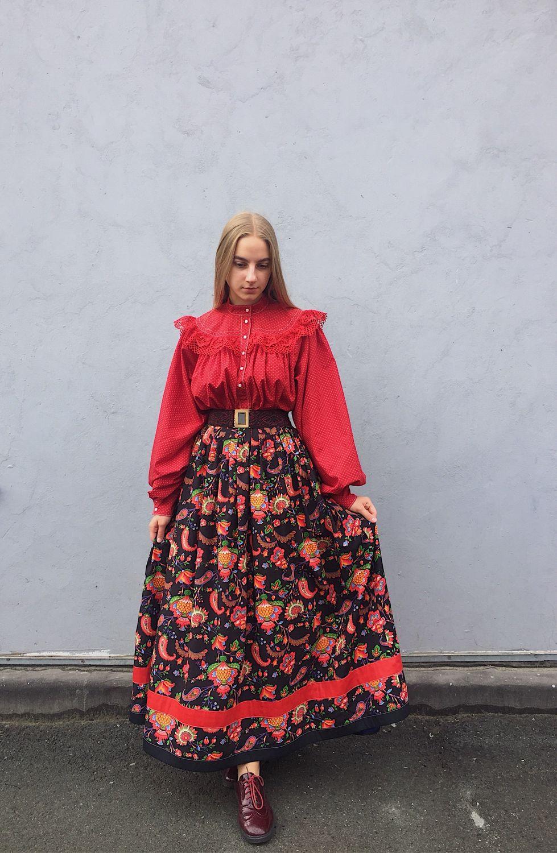Юбка-андарак в наличии, Народные костюмы, Новосибирск, Фото №1