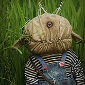 Куклы и игрушки handmade. Livemaster - original item Cyclops albino valley. Handmade.
