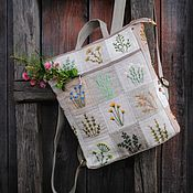 Backpacks handmade. Livemaster - original item Backpack