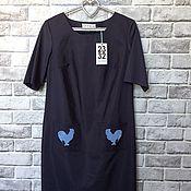 """Одежда ручной работы. Ярмарка Мастеров - ручная работа Платье из вискозы  """"Koko"""". Handmade."""