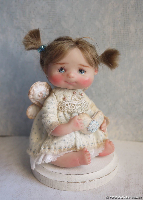 Авторская кукла  Любушка, Куклы и пупсы, Санкт-Петербург,  Фото №1